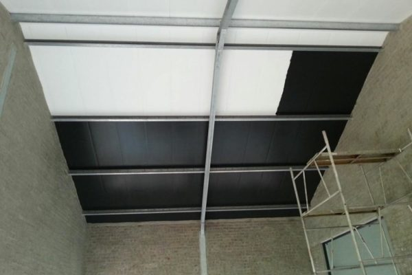 Ceilings During 1