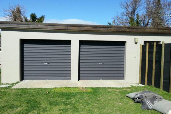 Garage Doors Charcaol After