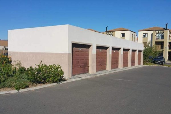 Garages Soteria Before