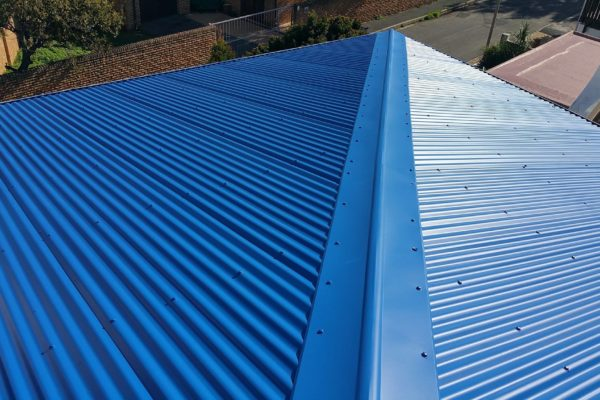 Guesthouse Blue Roof After