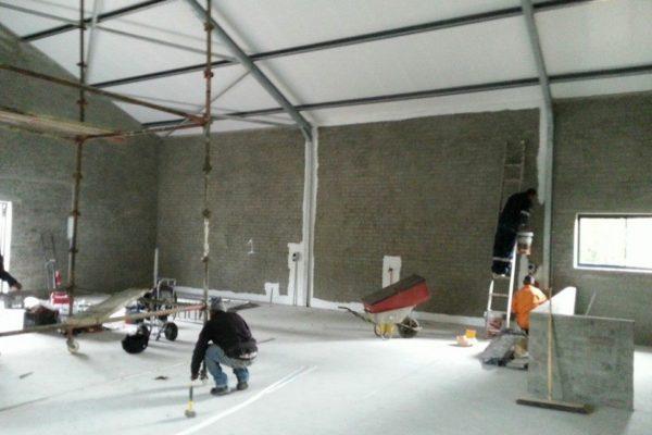 Interior Brick Walls Before 1