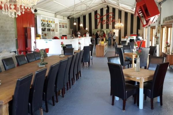 Restaurant Floor After 1