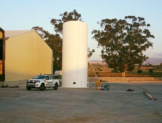 Silo After